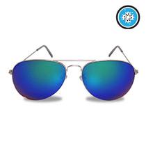 Lentes Aviador Tornasol Azul, Moda, Fashion, Colores, Regalo