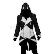 Campera Trench Assassins Creed Cosplay Niños