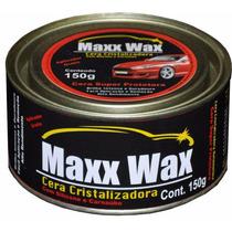 Cera Cristalizadora Maxx Wax Maxxbrill