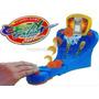 Juego De Mesa Mini Basketball Pinball Juguete Infantil