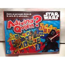 Juego Adivina Quien? Star Wars Hasbro Envio Sin Cargo Caba