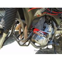 Protetor Motor Slider 400 Falcon 400 Todas