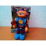 Robot Forcebot A Pilas Años 70s Funciona Parcialmente