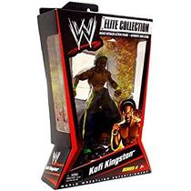 Coleccionable Wwe Elite Collection Kofi Kingston Figure Ser