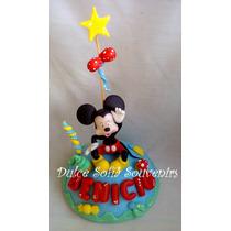Adorno De Torta Mickey Mouse