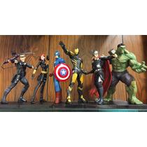 Marvel Now Avengers Vingadores 6 Peças 1/10 Kotobukiya Artfx