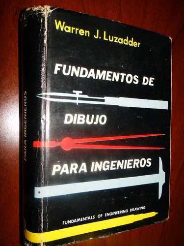 Worksheet. Fundamentos De Dibujo Para Ingenieros  Luzadder  1961   20000