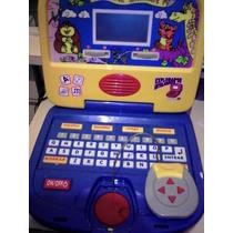 Laptop Didáctica Para Niños Y Niñas