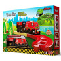 Trencity Kit Inicial Compatible Con Thomas Tren De Reciclado