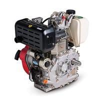 Motor Diesel/bio Diesel 13hp Branco Redutor 2x1 P. Elétrica