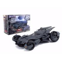 Model Kit Dc Batman Vs Superman Batmobile - Metals Diecast