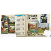 Coleção Folha Mestres Da Musica Classica Cds