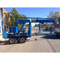 Hidrogrua Telescopica Cargolifter T10 Nueva