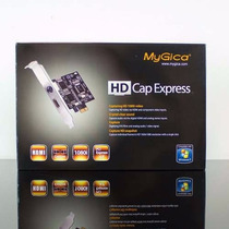 Placa De Captura Hdmi Pci-express Mygica 0898