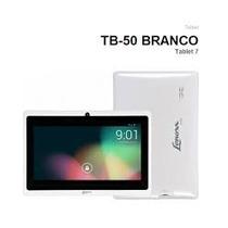 Tablet Lenoxx Tb50 Com Android 4.0 Wi-fi Tela 7 4gb -branco