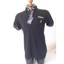 Camisa Playera Tipo Polo Nautica Hombre Ropa Casual Moda