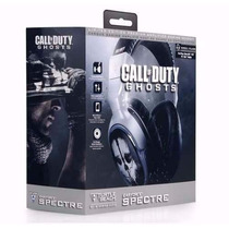 Headset Call Of Duty Ghosts Ear Force Spectre