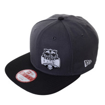Boné Masculino New Era 950 Red Bull Skate Generation Chumbo