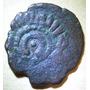 Moneda Antigua Del Califato De Ummayad Circa 650 - 750 A D .