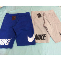 Bermuda Shorts Nike Moletom Roupas Academia