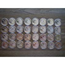 Nfl, Monedas De Los 32 Cascos De Los Equipos ¡¡¡fabulosa!!!