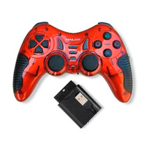 Halion - Mando Wireless Ps1-ps2-ps3-usb - Rojo