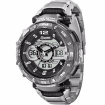 Relógio X-games Anadigi Xmpsa030 - Promoção Garantia E Nf