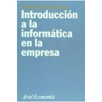 Santodomingo. Introducción A La Informática En La Empresa