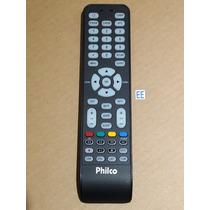 Controle Remoto Tv Philco Ph32 Ph46 Ph55 Led Lcd Original