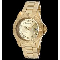 Relógio Invicta Swiss Angel 12820 Feminino Diamante Ouro18k