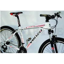Bicicleta Venzo Odin Mountain Bike Rod 27.5 21 Vel Shimano