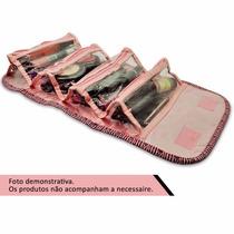 Organizador De Bolsa Porta Maquiagem E Cosmeticos Necessarie