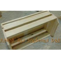 Caixote D & E Tipo Feira 0,35x0,60x0,23(prof.) Decoração