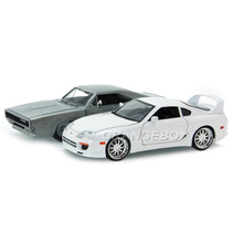 Kit Dodge Charger + Supra Velozes Furiosos 7 1:24 97444