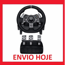 Volante Logitech G920 Driving Force Xbox One E Pc