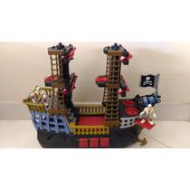 Imaginext Navio Pesadelo Do Mar Fisher-price W9596