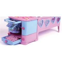 Berço Doce Sonho Rosa Magic Toys Bercinho Brinquedo Bonecas