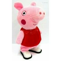 Peluche Peppa Pig Canta Y Camina, Muñeca Peppa