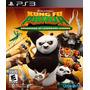Juego Ps3 Chicos Kung Fu Panda Digital Inmediata Oferta Smg