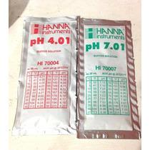 Solución Buffer Calibración Ph 7.01, Hanna Instruments