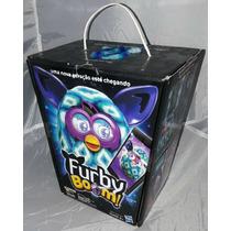 Pelúcia Interativa Hasbro Furby Boom Sunny Azul