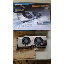 Placa De Video Vga Msi Ati Radeon R7950 Twin Frozr 3gb Ddr5