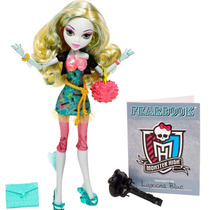 Boneca Lagoona Blue Monster High - Foto Do Terror - Mattel