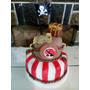 Torta Artesanal Infantiil Tematica Pirata Zona Sur!!