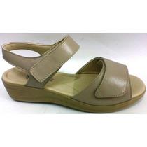 Sandalia Feminina Confort Pelica 1061