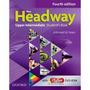 New Headway Upper-intermediate 4 Ed Studentbook+workbook+cds