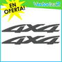 Kit Calcomanias 4x4 Mazda Bt50 / B2600 Diseño Original