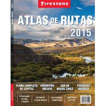 Altas De Rutas Firestone 2015