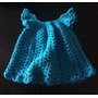Vestido Para Beba Tejido Al Crochet