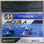 Bateria Moto Honda Cg 125 Titan 150 Biz C100 Bros Nxr Ks